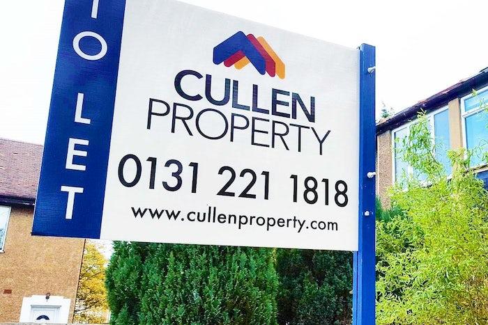 Cullen Sign 3 Pilton