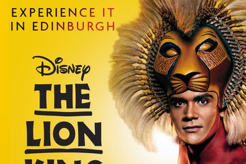 Lion King Edinburgh Discount