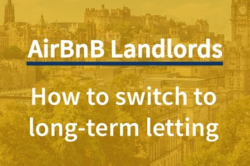 Edinburgh AirBnB Landlords