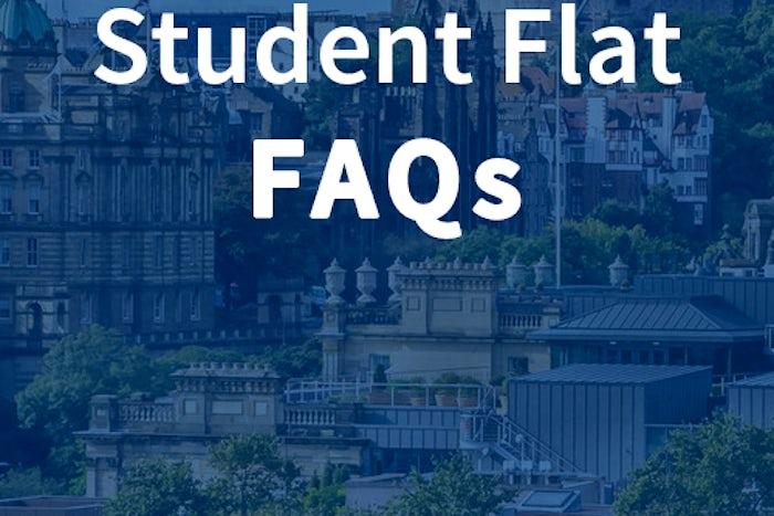 Student Flats - FAQs