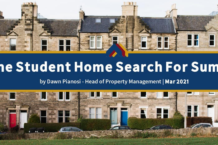Student Home Search