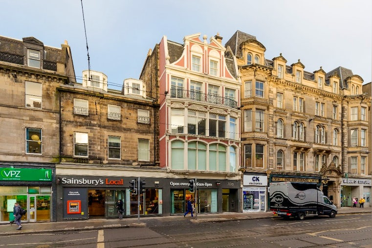 Overview Image #2 for Shandwick Place